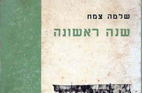 שנה ראשונה-ספרו של שלמה צח