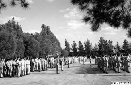 מחנה צריפין (סרפנד) ההולך ונעלם