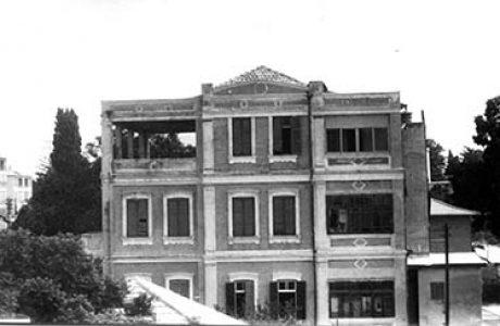 הבית ברחוב הכרמל 5: לוין – בלקינד