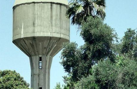 ברכת (מגדל) המים בנחלת יהודה