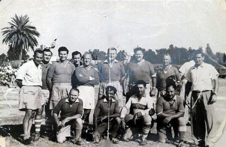 קבוצת מכבי ראשון ב1943